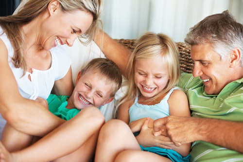 family-enjoy
